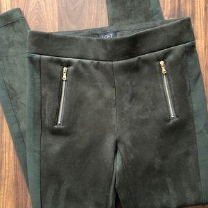 NWOT Loft leggings Size XS